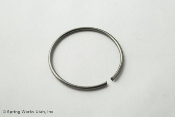 Wire Retaining Ring Form Data Wiring